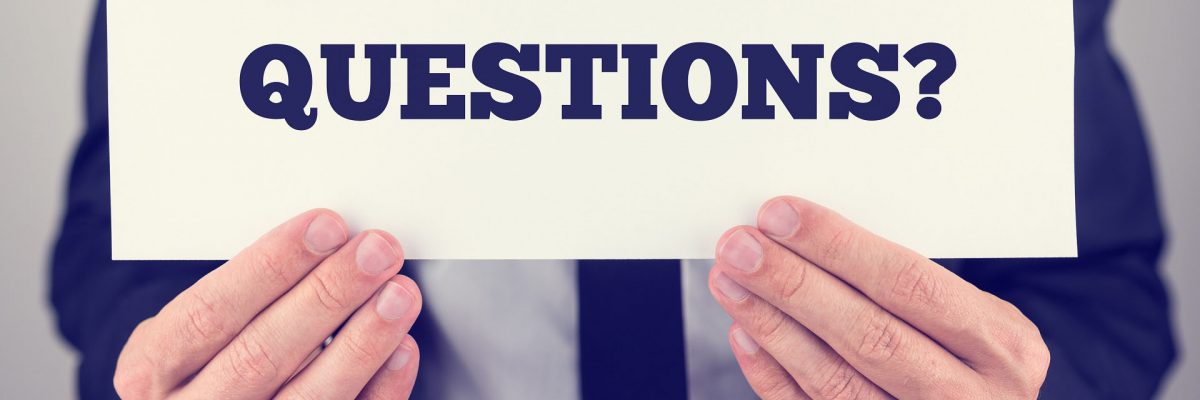 3 Questions To Ask During Your First Consultation